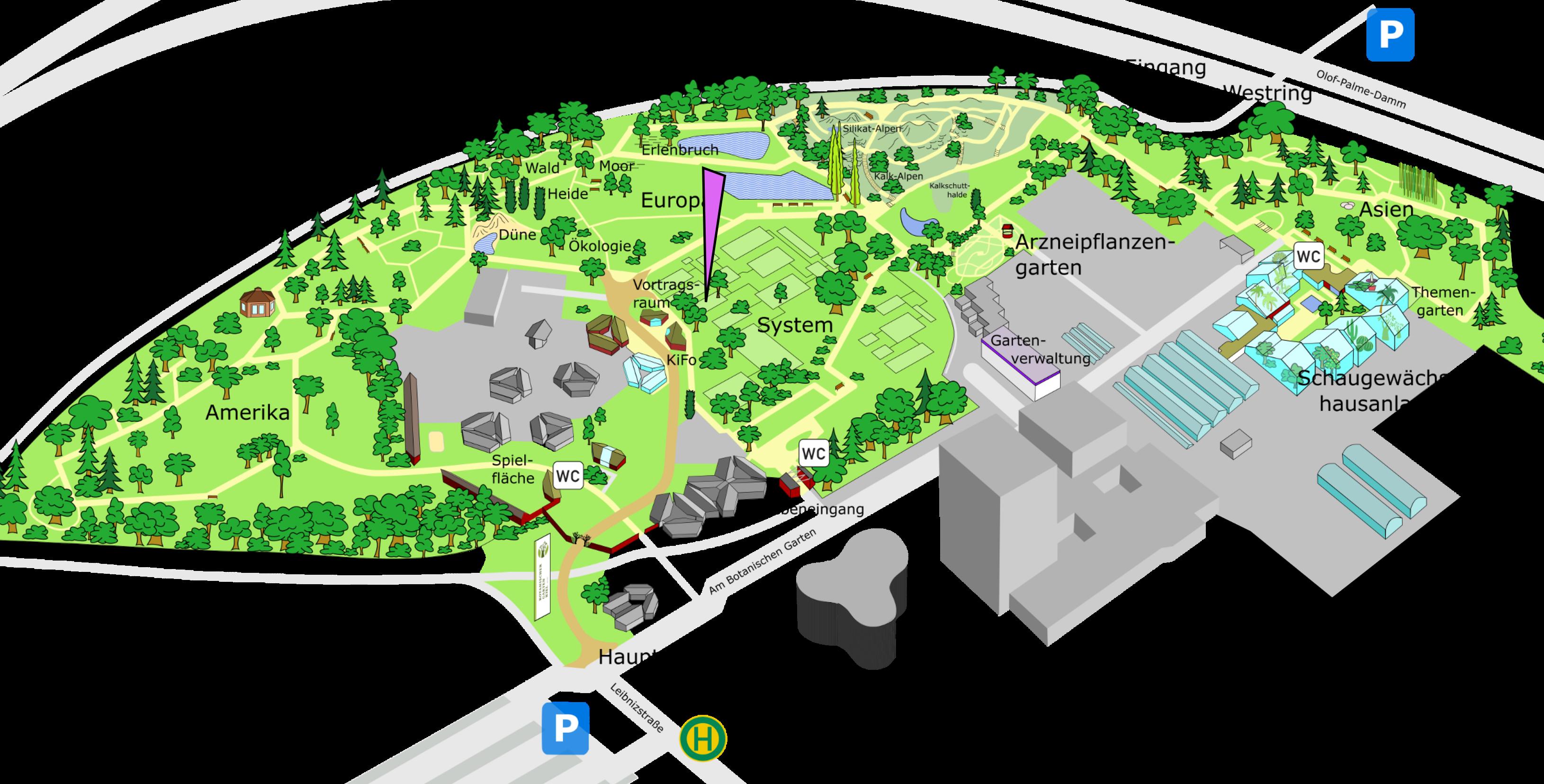 Januar 2019 - Standort